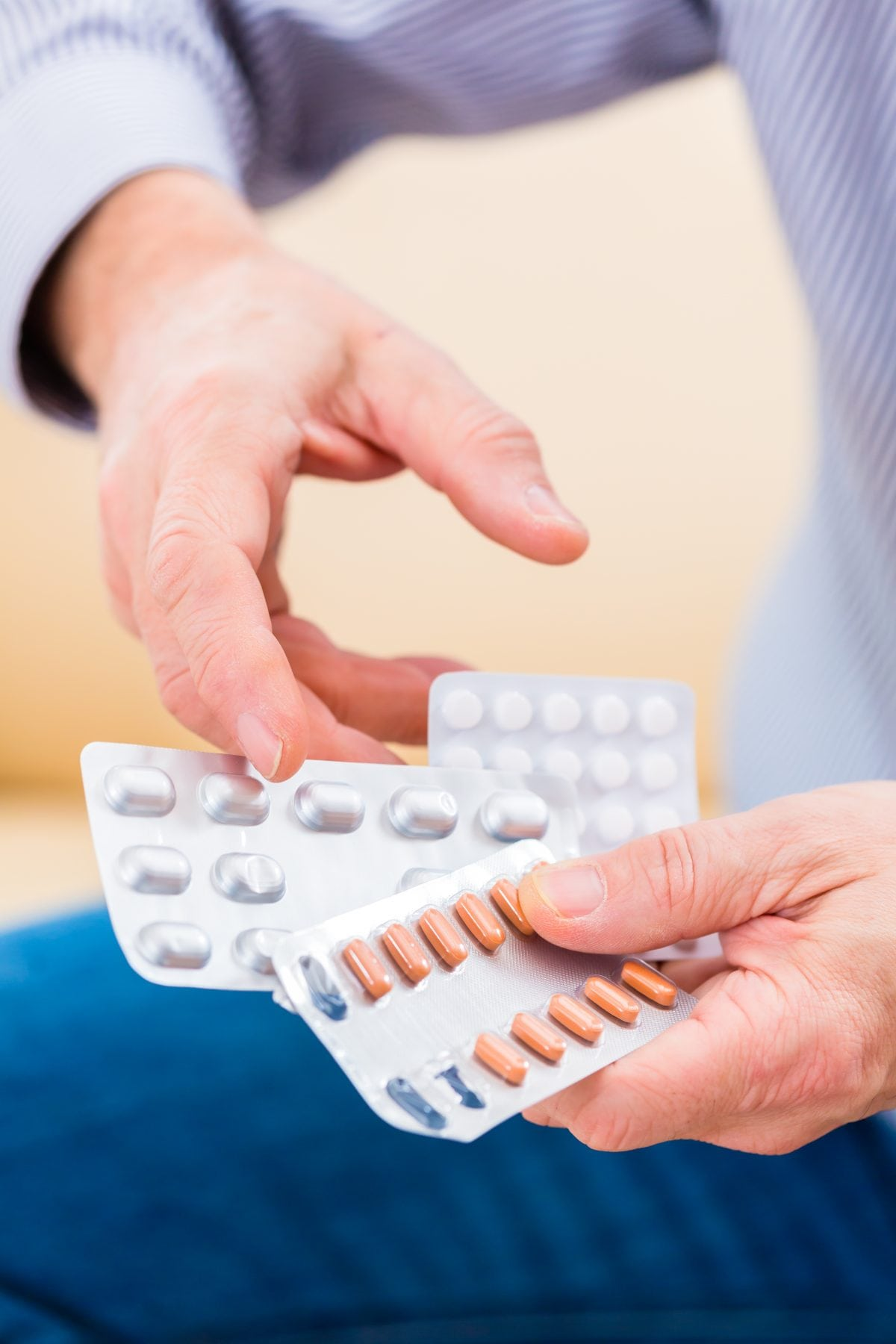 How Many Pills Do We Need to be Healthy?