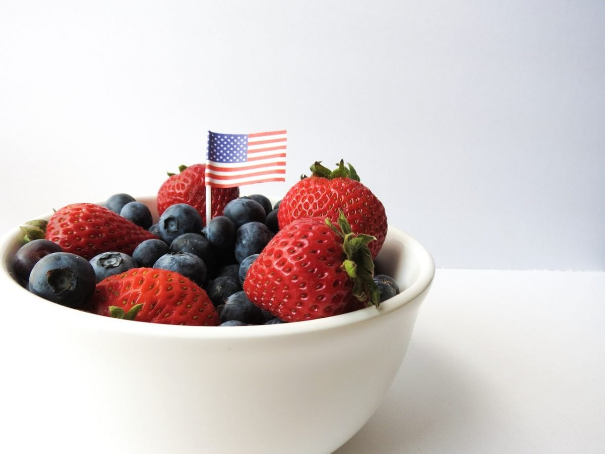 Simple of 4th of July Recipe Swap Outs