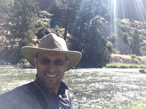 Fly Fishing as a Guide to Our Health