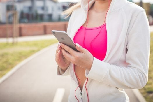 4 Fitness Apps To Try